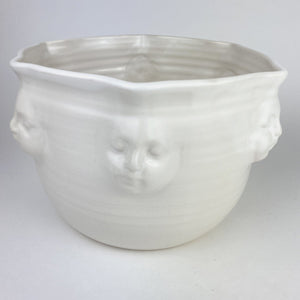White Face Bowl