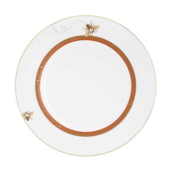 Prouna My Honeybee Salad/Dessert Plate set/4