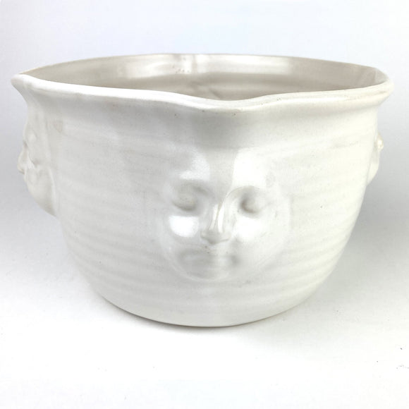 White Face Bowl small