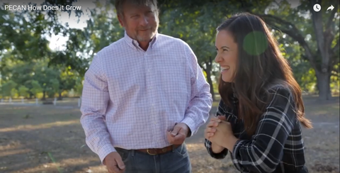 TRUE FOOD TV VIDEO ON OUR FAVORITE SUBJECT…PECANS! AND FEATURING OUR OWN RANDY HUDSON!