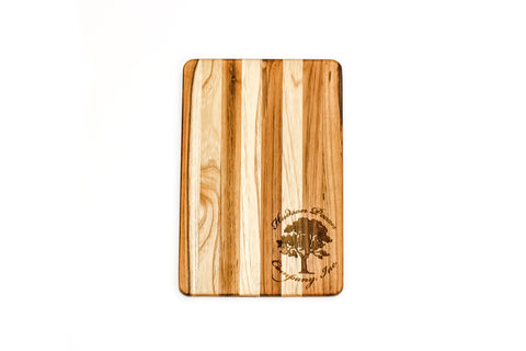 TEAK CUTTING BOARD (MEDIUM)