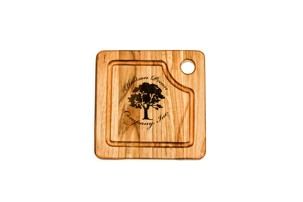 TEAK CUTTING BOARD (SMALL)