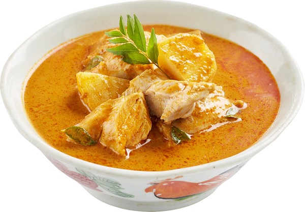 Signature Singapore Chicken Curry