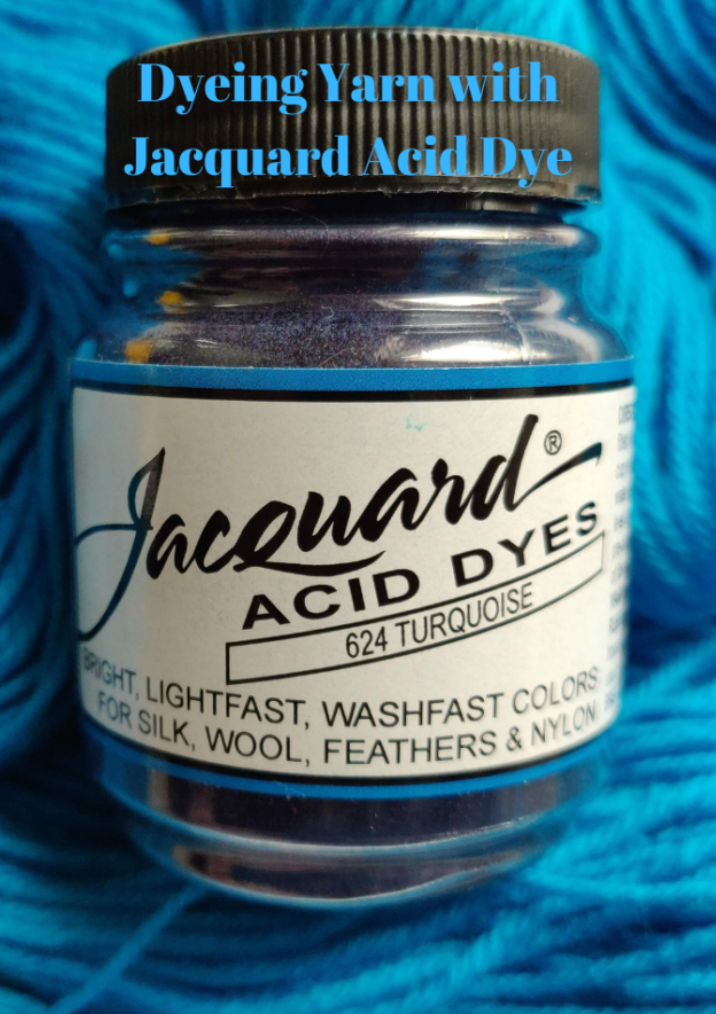 Avoiding toxic yarn dyes
