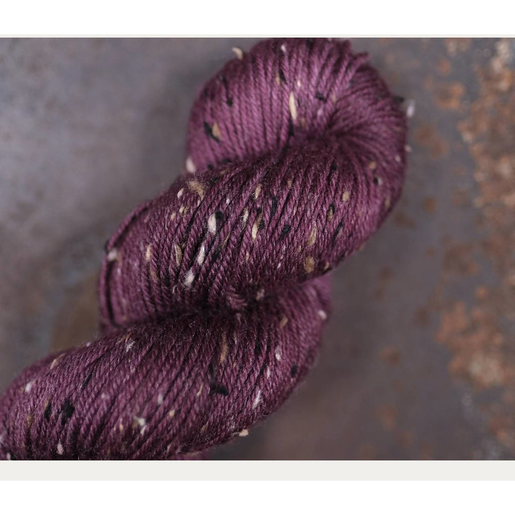 The Farmers Daughter Fibers Craggy Tweed 'Sinopah' - Shoptinkknit