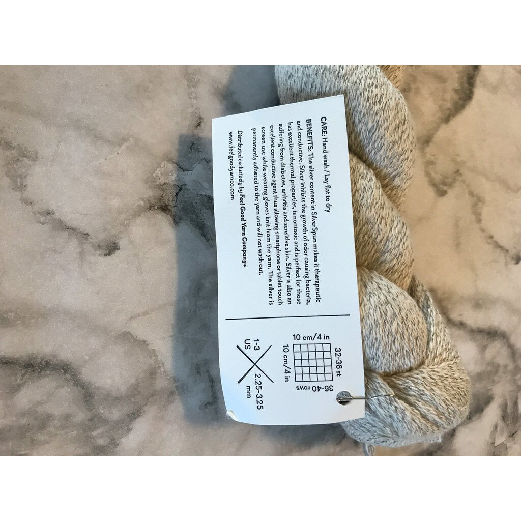 Feel Good Yarn SilverSpun® Yarn - 800 Yards - Shoptinkknit