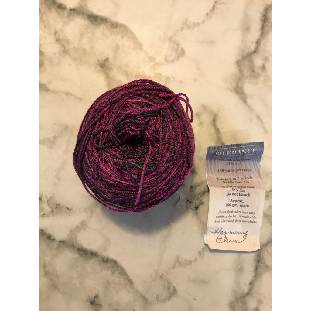 Mountain Colors - SilkDance - Harmony Plum - Shoptinkknit
