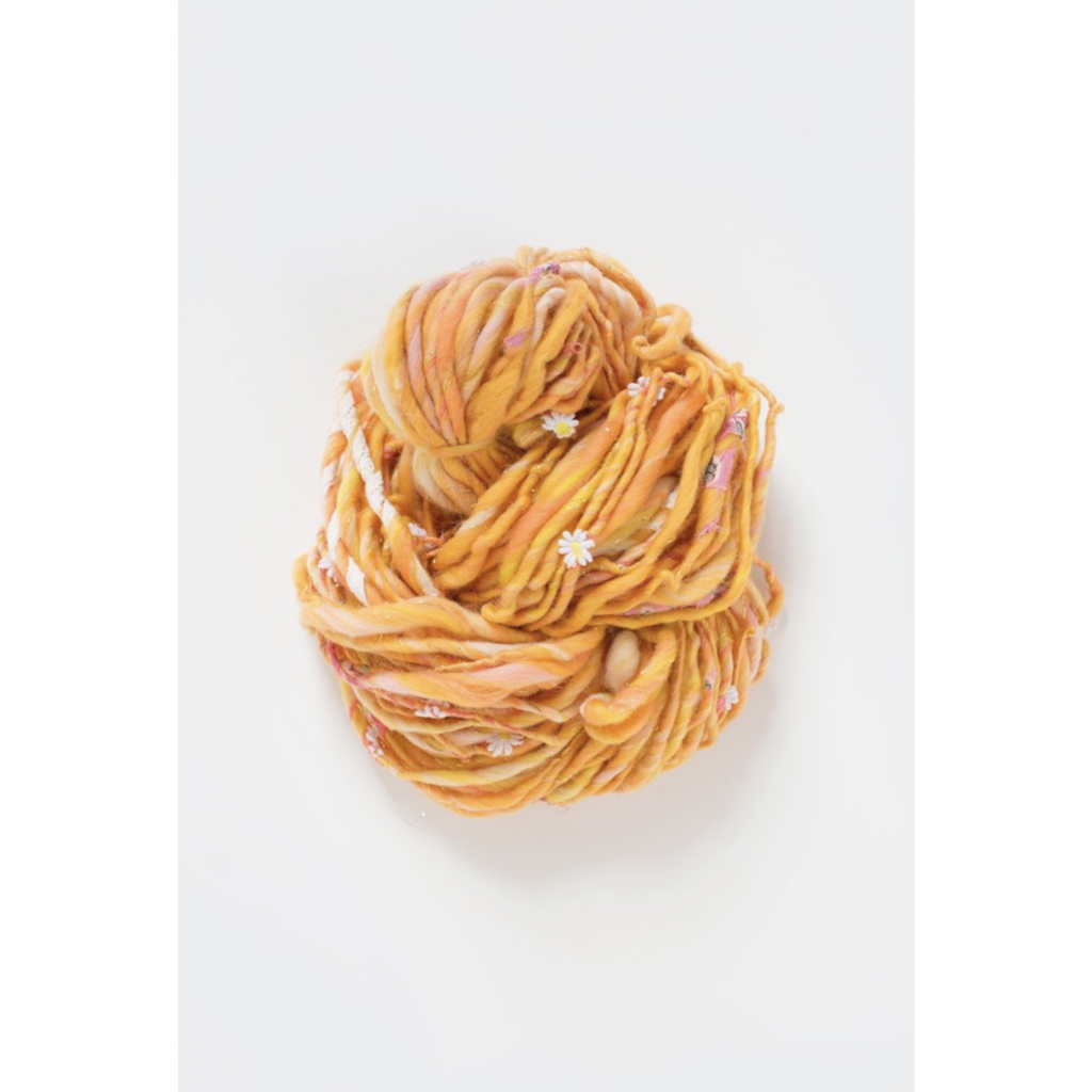 Knit Collage - Sweet Papaya - Rolled and No Label - Shoptinkknit