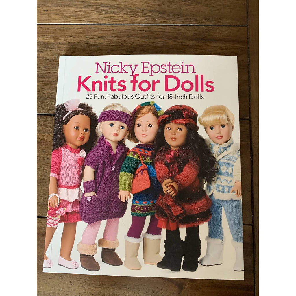 Nicky Epstein Knits for Dolls Paperback
