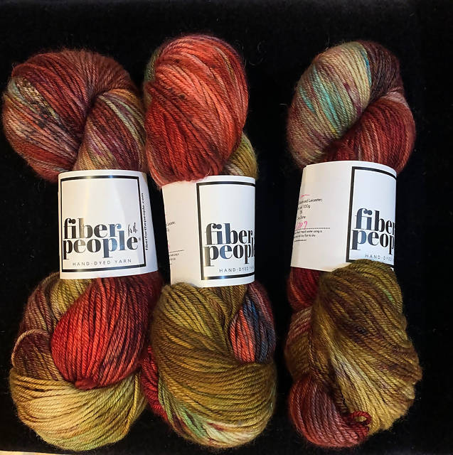 Fiber For The People - Prism - Sold Individually (3 Skeins available)
