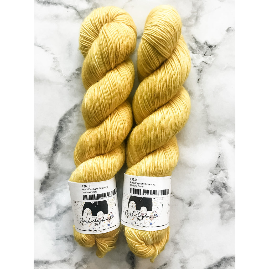 Black Elephant - Merino Singles - Morning Glory - Shoptinkknit