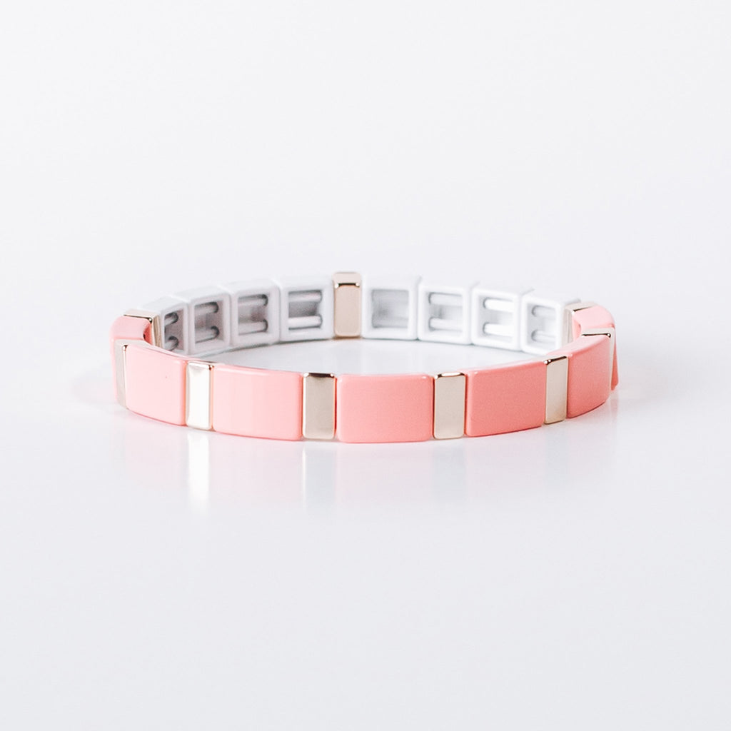 Block Bracelet - GIRL GANG