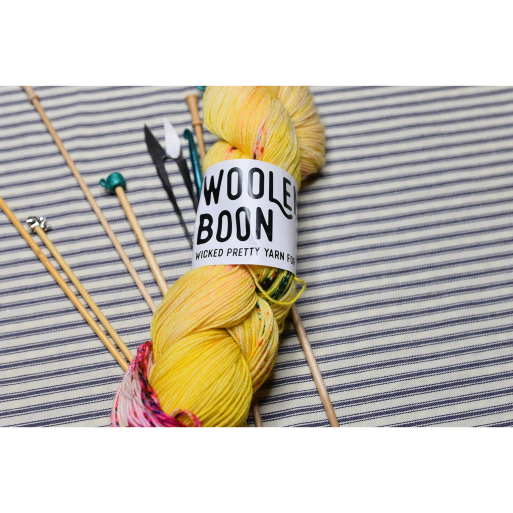 Woolen Boon - Boon Classic - Super Cool Party People - Shoptinkknit