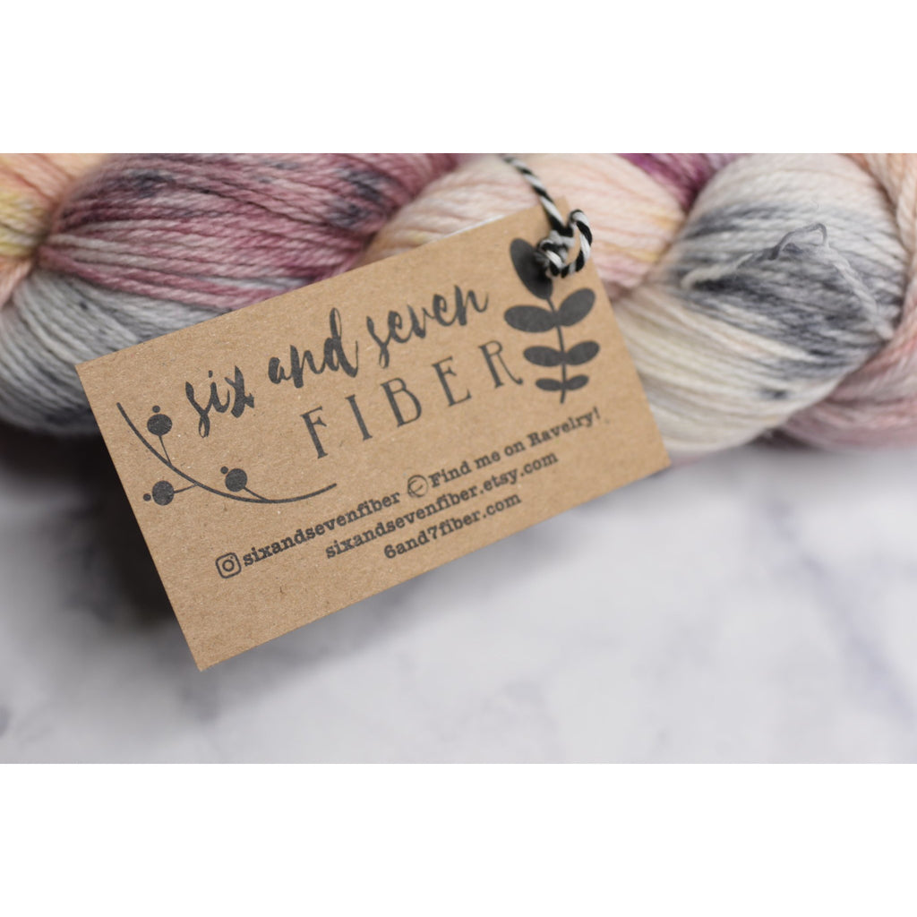Six & Seven Fiber - Arrow - Shoptinkknit