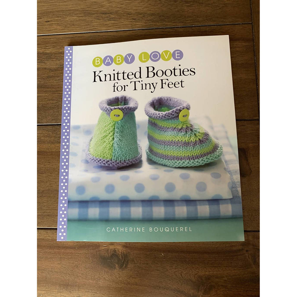 Knitted Booties for Tiny Feet (Baby Love) Paperback - Shoptinkknit