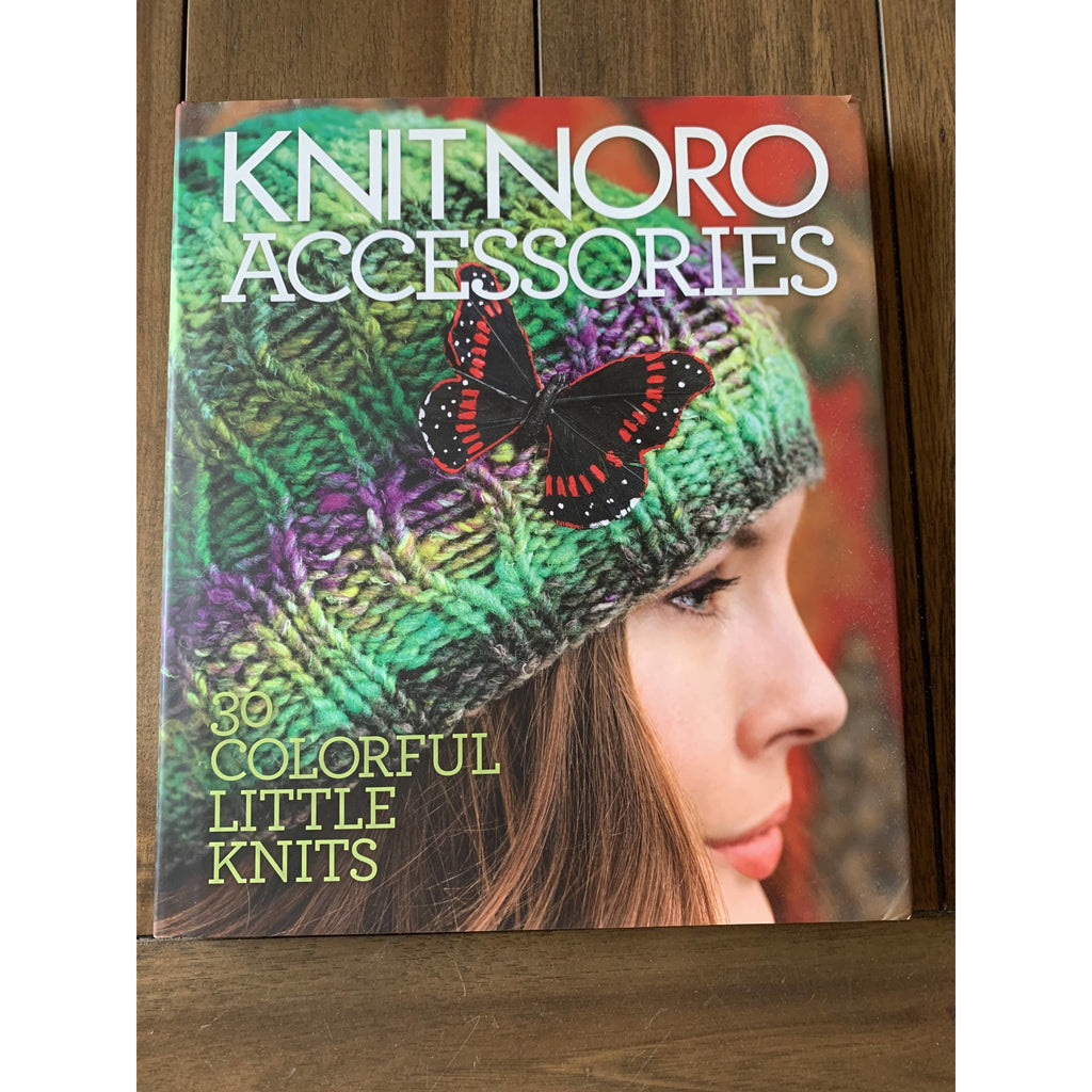 By Editors of Vogue Knitting Magazine - Knit Noro: Accessories Hardcover - Shoptinkknit