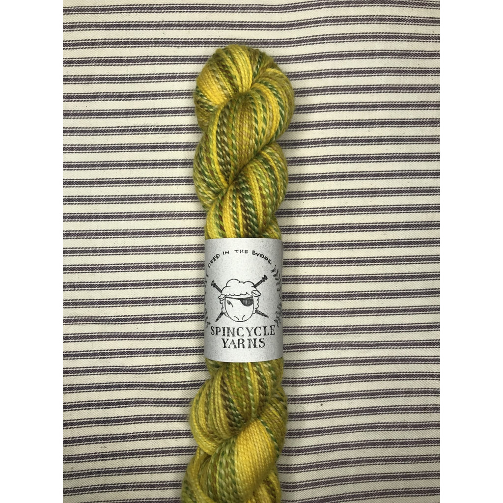 Spincycle Dyed In The Wool – Narcissus - Shoptinkknit