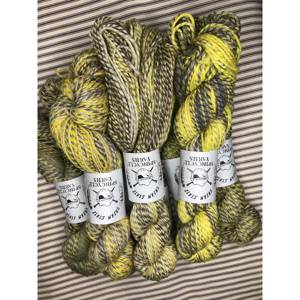 Spincycle Dyed In The Wool– Pussy Willow - Shoptinkknit
