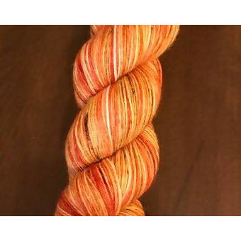 Leading Men Finer Arts Show Stealer Yarn, Color Spiced Apple Cide - Shoptinkknit