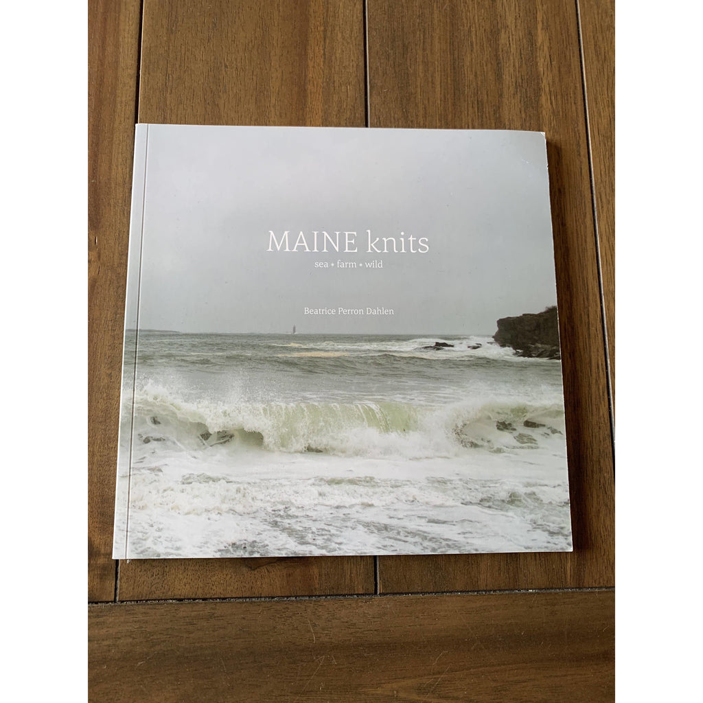 MAINE Knits: Sea, Farm, Wild Paperback