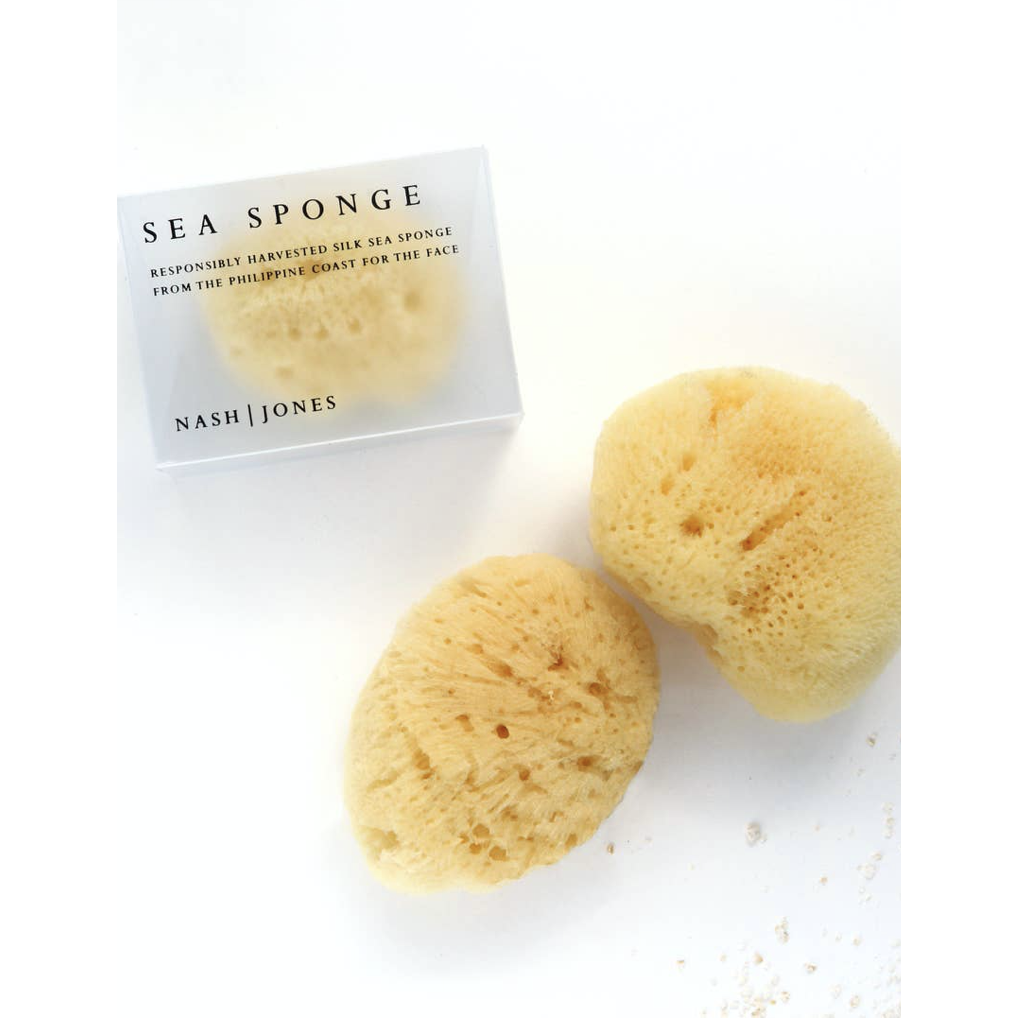 Sea Sponge Face - Shoptinkknit