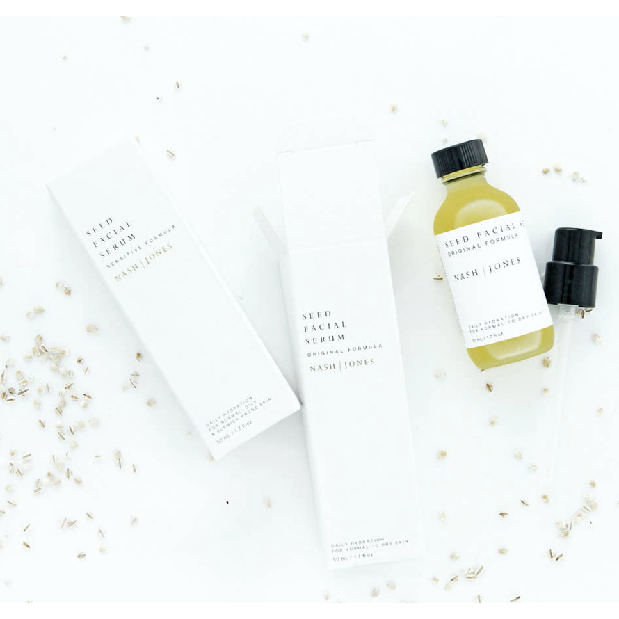 Seed Facial Serum - Shoptinkknit