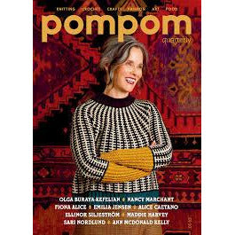POMPOM Magazine Autumn 2017 - Shoptinkknit