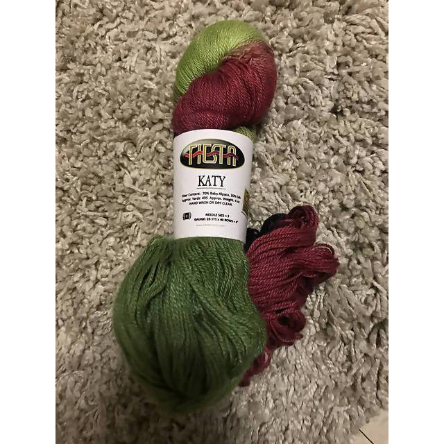 Katy Alpaca Silk Yarn Light Fingering - Shoptinkknit