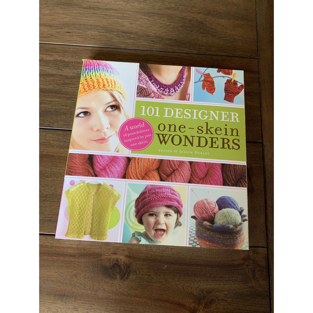 101 Designer One-Skein Wonders®: A World of Possibilities Inspired by Just One Skein Paperback - Shoptinkknit