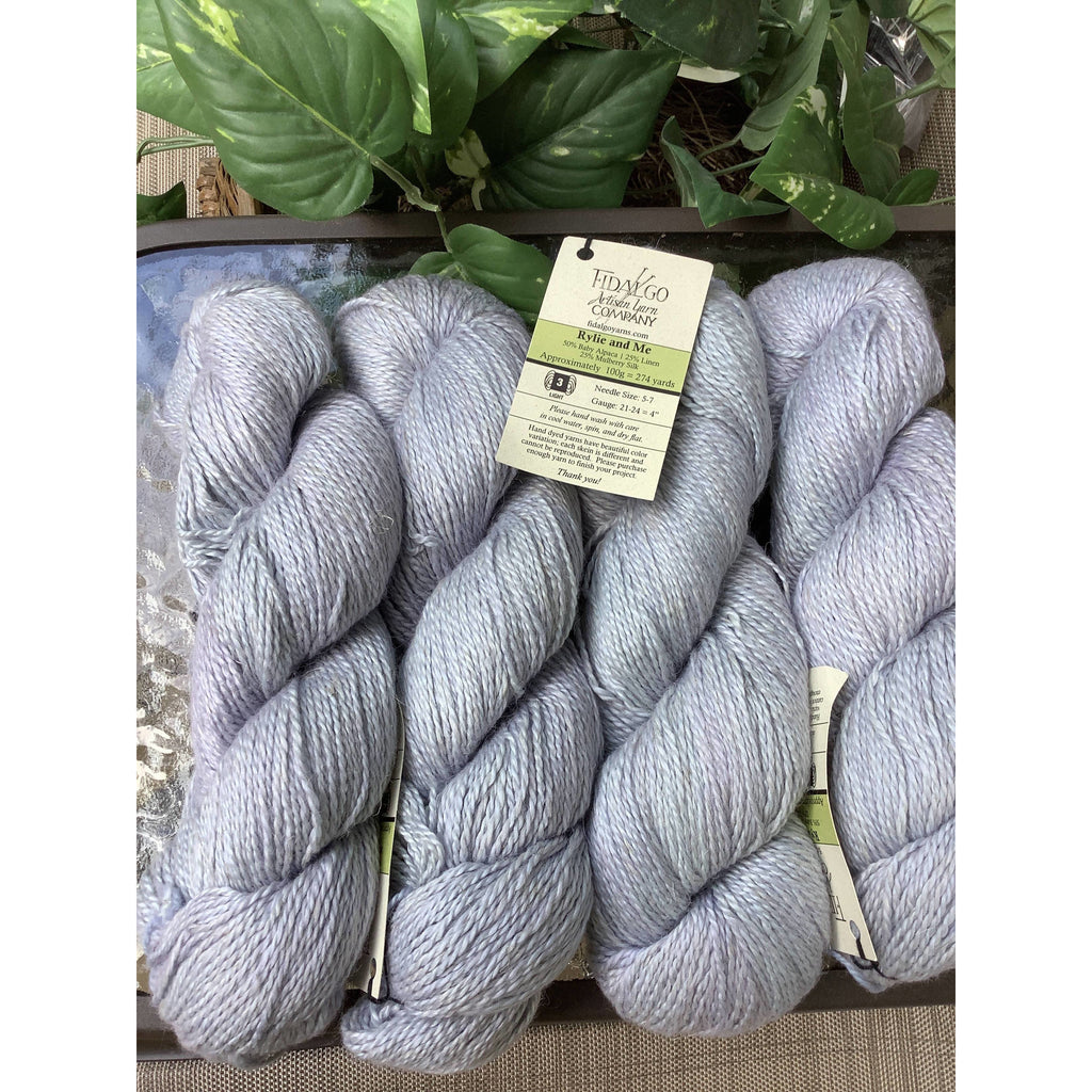Fidalgo Artisan Yarn Co. ~ sport