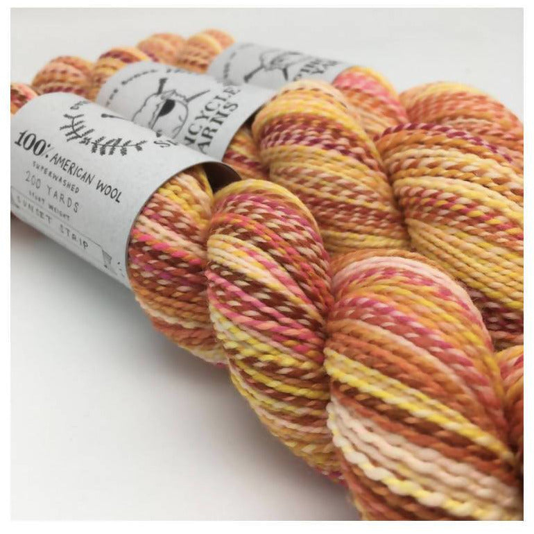 Spincycle Dyed In The Wool– Sunset Strip - Shoptinkknit