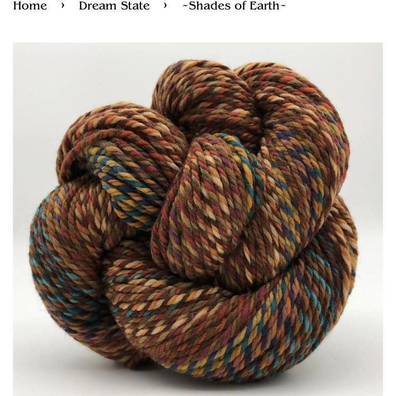 Spincycle Dream State – Shades Of Earth - Shoptinkknit