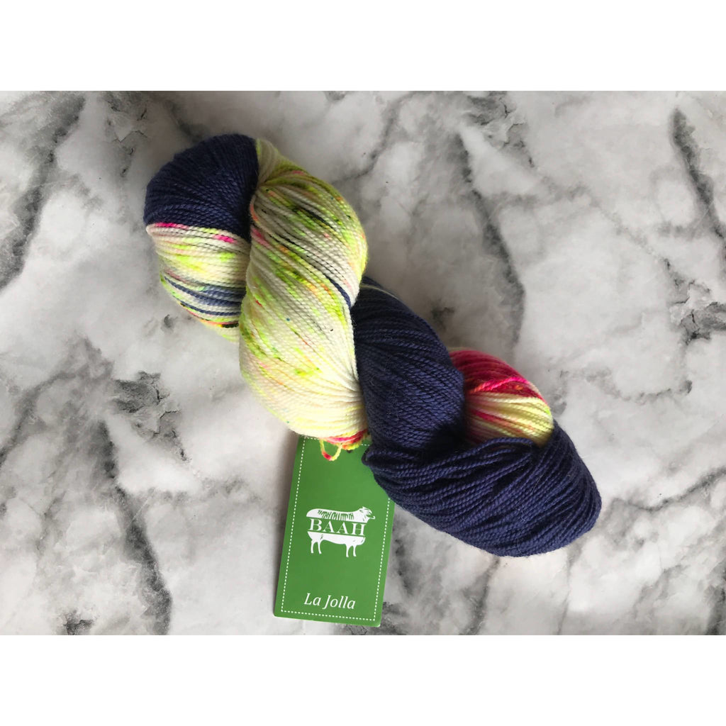 Baah Yarn - La Jolla 100% Superwash Merino - Shoptinkknit