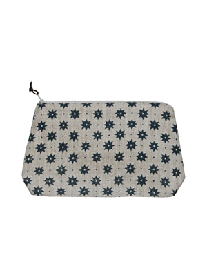 Petite Etoile Prussian Blue Small Washbag