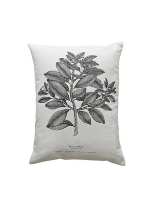 Botany Bay Linen Cushion White Background