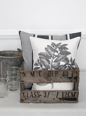 Botany Bay Linen Cushion