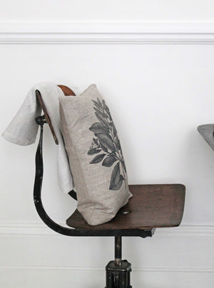 Botany Bay Natural Linen Cushion