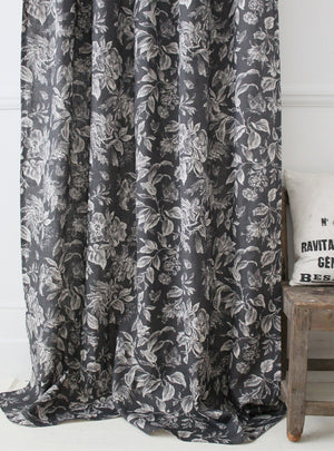 Floraison Shadow - Natural Linen