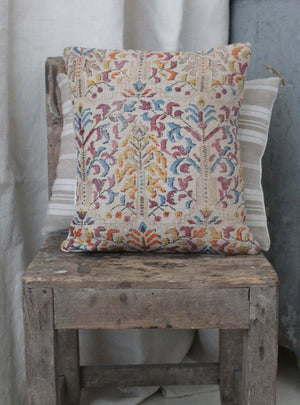 Woodblock Scatter Cushion