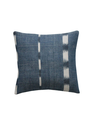 Vintage Ikat Stripe Cushion