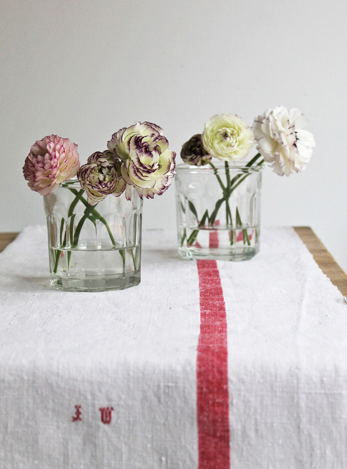 Vintage French Jam Jars
