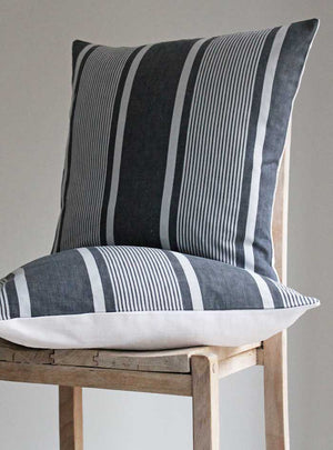 Mono Stripe Cushion