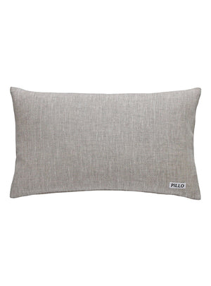 Natural Linen Scatter Cushion Back
