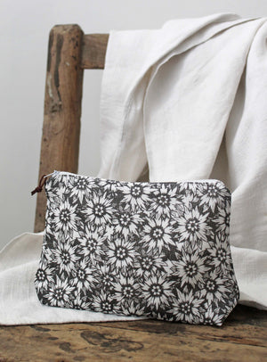 Summer Lea Soot Small Washbag