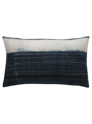 Vintage Tribal Indigo Cushions