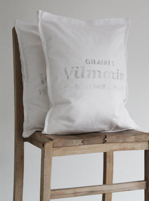 Vilmorin Vintage Scatter Cushion