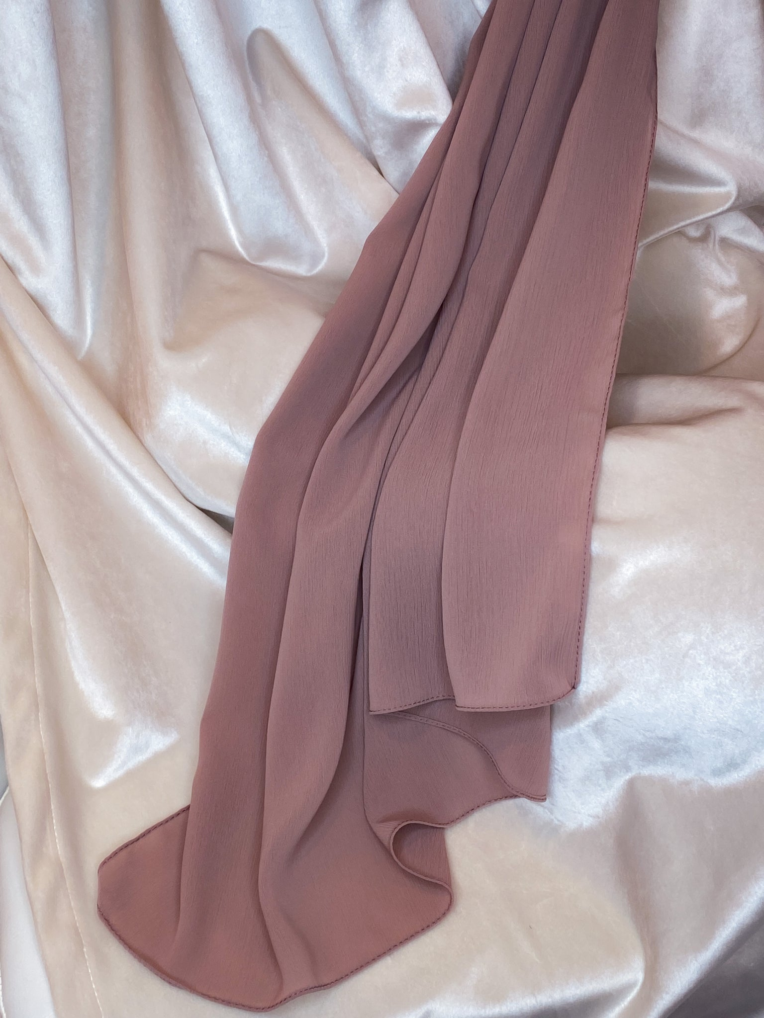 Luxurious Crepe chiffon