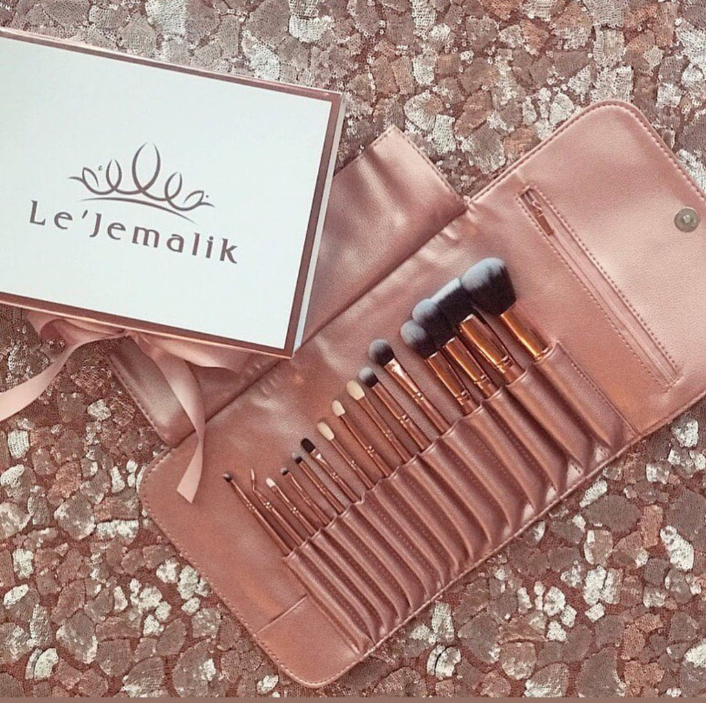 Lejemalik Brush-Set