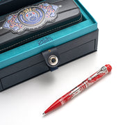 Desert Quill Classic Ballpoint Pen in Royal Red