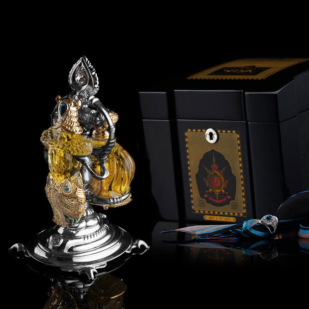 Objet d'Art Optimum Precious Gold Parfum for Lovers